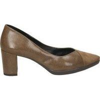 Sapatos Mulher Escarpim Daniela Vega Sapatos  1676 senhora marron Marron