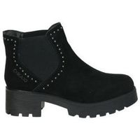 Sapatos Mulher Botins Chika 10 LEONOR 05 Noir