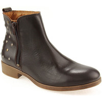 Sapatos Mulher Botins Walkwell U Ankle boots CASUAL Castanho