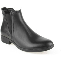 Sapatos Mulher Botins Walkwell U Ankle boots CASUAL Preto