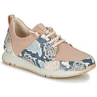 Sapatos Mulher Sapatilhas Hispanitas KIOTO Bege / Azul