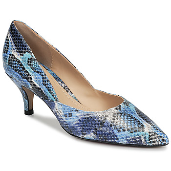 Sapatos Mulher Escarpim Perlato MOLI Azul