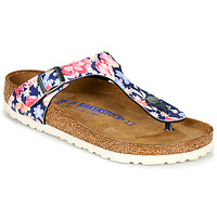 Sapatos Mulher Chinelos Birkenstock GIZEH SFB Multicolor