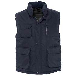 Textil Casacos de malha Sols VIPER QUALITY WORK Azul