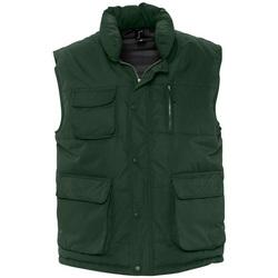 Textil Casacos de malha Sols VIPER QUALITY WORK Verde