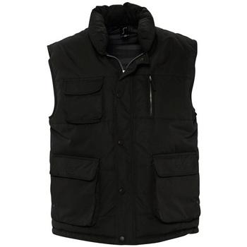 Textil Casacos de malha Sols VIPER QUALITY WORK Negro