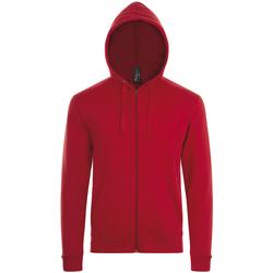 Textil Mulher Sweats Sols STONE WOMEN SPORT Rojo