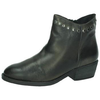 Sapatos Mulher Botins Aback  Cinza