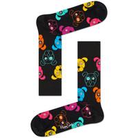 Acessórios Homem Meias Happy Socks Cat vs dog gift box Multicolor