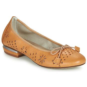 Sapatos Mulher Escarpim Dorking IREM Camel