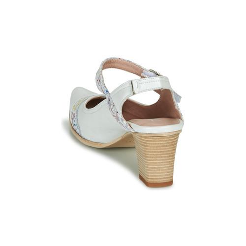 Lea Dorking Escarpim Mulher Branco
