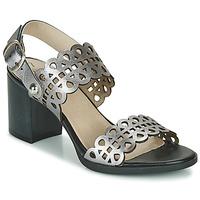 Sapatos Mulher Sandálias Dorking NORQUI Prateado