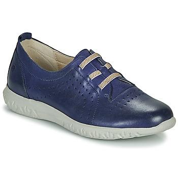 Sapatos Mulher Sapatilhas Dorking SILVER Azul