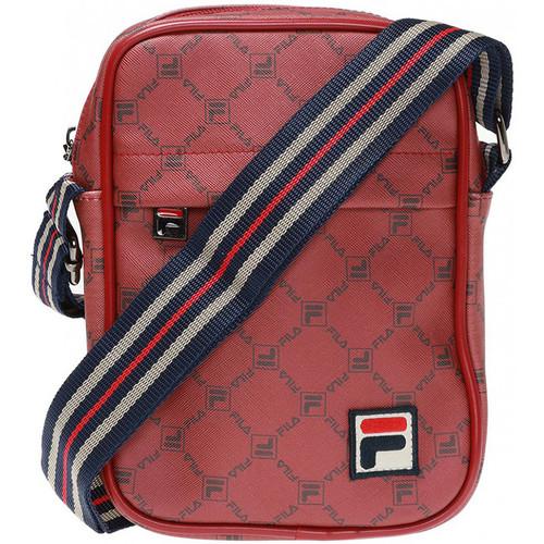 Malas Pouch / Clutch Fila Reporter Bag Vermelho