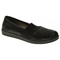 Sapatos Mulher Mocassins Momem 00364 Negro