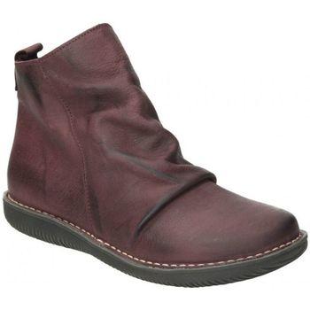 Sapatos Mulher Botas baixas Chacal Botins  4802 moda jovem vermelho Rouge