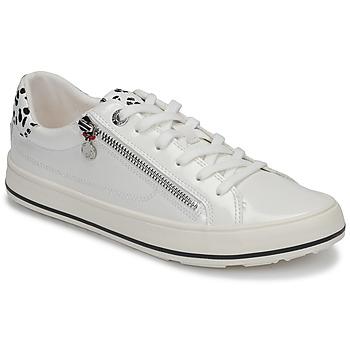 Sapatos Mulher Sapatilhas S.Oliver NASTOUKI Branco