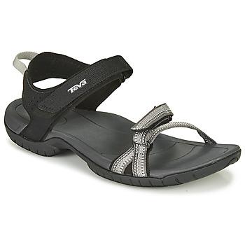 Sapatos Mulher Sandálias Teva VERRA Preto