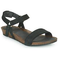 Sapatos Mulher Sandálias Teva MAHONIA STITCH Preto