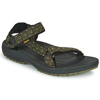 Sapatos Homem Sandálias Teva WINSTED Cáqui