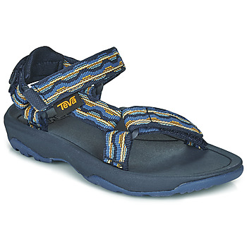 Sapatos Rapaz Sandálias Teva HURRICANE XLT2 Azul / Marinho