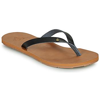 Sapatos Mulher Chinelos Roxy JYLL III Preto