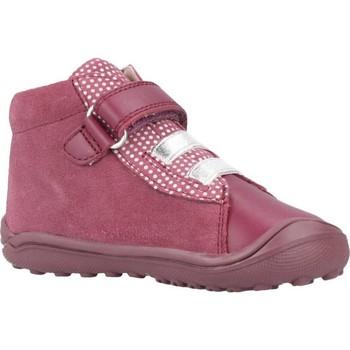 Sapatos Rapariga Botas baixas Garvalin 191301 Vermelho