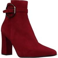 Sapatos Mulher Botins Joni 17266J Vermelho
