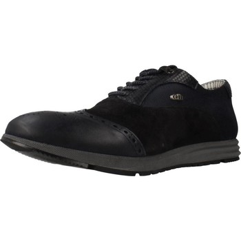 Sapatos Homem Sapatilhas Cetti C1196 INV20 Azul