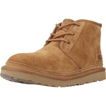 Sapatos Rapariga Botas baixas UGG K NEUMEL II Marron