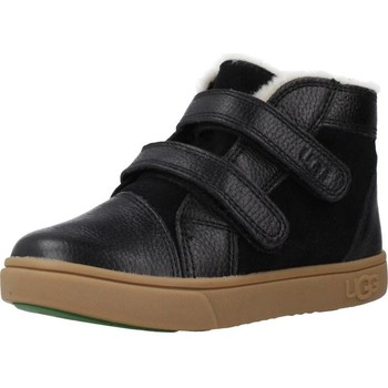 Sapatos Rapariga Botas baixas UGG T RENNON II Preto