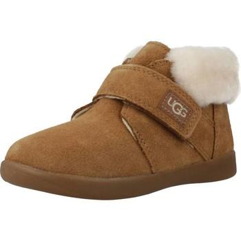 Sapatos Rapariga Botas de neve UGG T NOLEN Marron