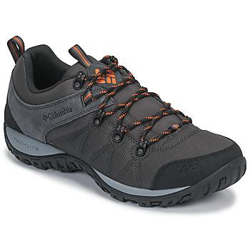 Sapatos Homem Multi-desportos Columbia PEAKFREAK VENTURE LT Cinza