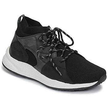 Sapatos Homem Sapatos de caminhada Columbia SH/FT OUTDRY MID Preto