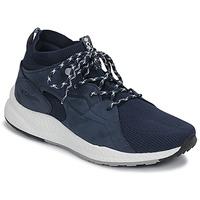 Sapatos Homem Multi-desportos Columbia SH/FT OUTDRY MID Marinho