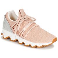 Sapatos Mulher Sapatilhas Sorel KINETIC LACE Rosa