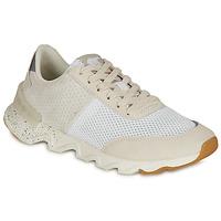 Sapatos Mulher Sapatilhas Sorel KINETIC LITE LACE Branco