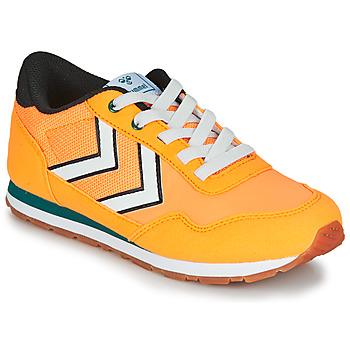 Sapatos Criança Sapatilhas Hummel REFLEX JR Amarelo
