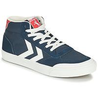 Sapatos Homem Sapatilhas de cano-alto Hummel STADIL 3.0 CLASSIC HIGH Azul