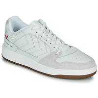 Sapatos Homem Sapatilhas Hummel ST. POWER PLAY Branco