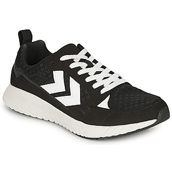 Sapatos Homem Sapatilhas Hummel COMPETITION Preto