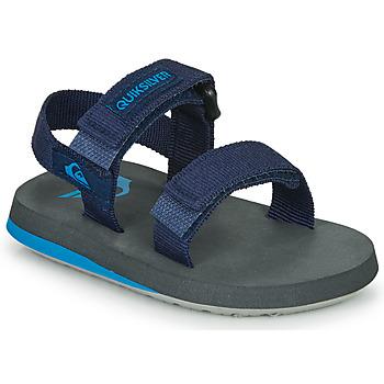 Sapatos Criança Sandálias Quiksilver MONKEY CAGED TODDLER Marinho
