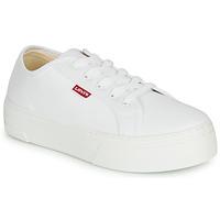Sapatos Mulher Sapatilhas Levi's TIJUANA Branco