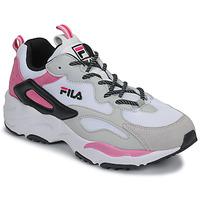 Sapatos Mulher Sapatilhas Fila RAY TRACER CB WMN Branco / Rosa