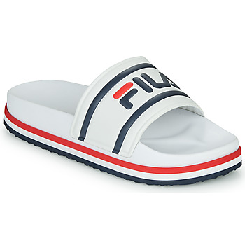 Sapatos Mulher chinelos Fila MORRO BAY ZEPPA WMN Branco