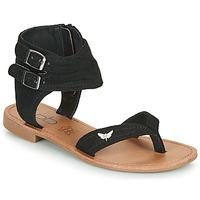 Sapatos Mulher Sandálias Les Petites Bombes VALENTINE Preto