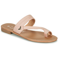 Sapatos Mulher Chinelos Les Petites Bombes EVA Rosa
