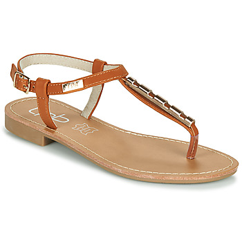 Sapatos Mulher Sandálias Les Petites Bombes MANEL Camel