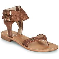 Sapatos Mulher Sandálias Les Petites Bombes CAMEL Camel