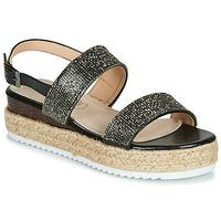 Sapatos Mulher Sandálias Les Petites Bombes CHLOE Preto